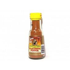 Cajun Chef Cayenne Red Pepper 3.75 oz