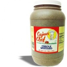 Cajun Chef Creole Hot Mustard