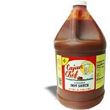 Cajun Chef Louisiana Hot Sauce 128 OZ / GALLON