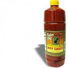 Cajun Chef Louisiana Hot Sauce 34 oz