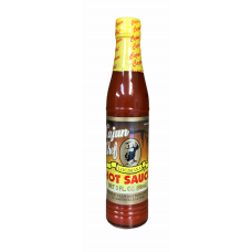 Cajun Chef Louisiana Hot Sauce 3 oz