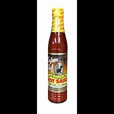 Cajun Chef Louisiana Red Hot Sauce 3 oz