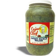 Cajun Chef Sweet Relish