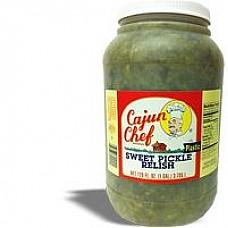 Cajun Chef Sweet Relish Gallon