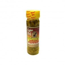 Cajun Chef Tabasco Peppers 3 oz