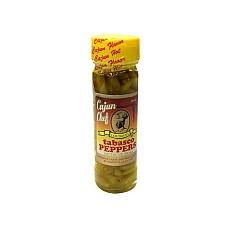 Cajun Chef Tabasco Peppers 3 oz