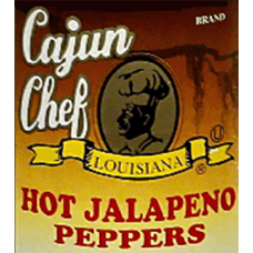 Cajun Chef whole jalapeno peppers
