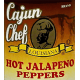 Cajun Chef Whole Hot Jalapeno Peppers Gallon