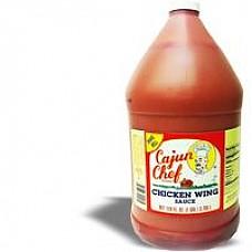 Cajun Chef  Chicken Wing Sauce Gallon
