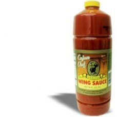 Cajun Chef Wing Sauce 34 oz